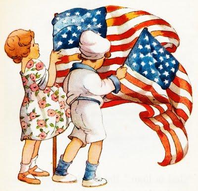Vintageflag